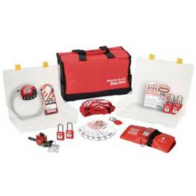 Master Lock® Group Lockout Kit, Valve