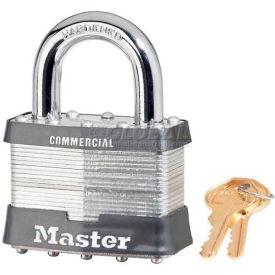 Master Lock® General Security Laminated Padlocks - No. 15 - Pkg Qty 24
