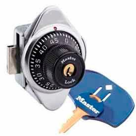 Master Lock® No. 1636MKADA Built-In Combo Lock - ADA Compliant - Lift Handle - Black