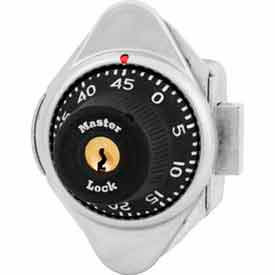 Master Lock® Built-In Combination Lock with long bolt, Left Hinged