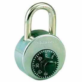 Master Lock® No. 2002 High Security Combo Padlock Combination Alike