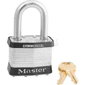 Master Lock® General Security Laminated Padlocks - No. 25lf - Pkg Qty 24