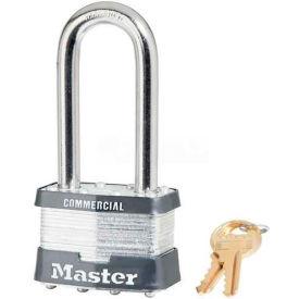 Master Lock® General Security Laminated Padlocks - No. 25lj - Pkg Qty 24