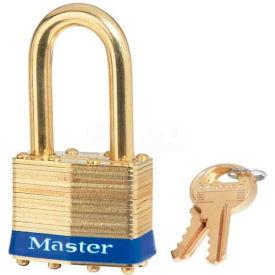 Master Lock® General Security Laminated Padlocks - No. 2kablf - Pkg Qty 24
