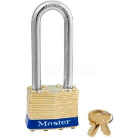 Master Lock® General Security Laminated Padlocks - No. 2kalj - Pkg Qty 24