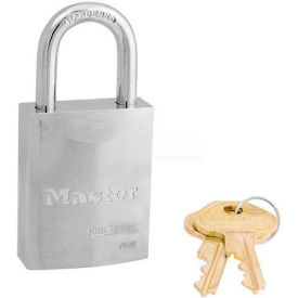 Master Lock® High Security Steel Solid Body Padlocks - No. 7030ka - Pkg Qty 24