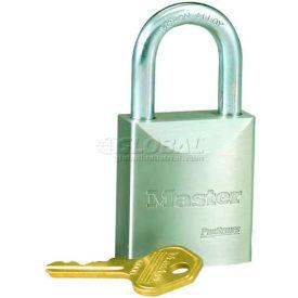 Master Lock® No. 7030LF High Security Steel Solid Body Padlocks - Pkg Qty 24
