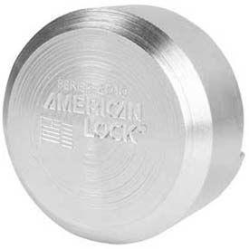 American Lock® Solid Steel Hidden Shackle Padlock - No A2010 - Pkg Qty 12