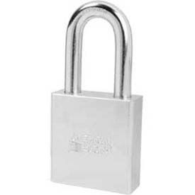 American Lock® Solid Steel Key In Knob Padlock Without Cylinder - No A3801wo - Pkg Qty 24