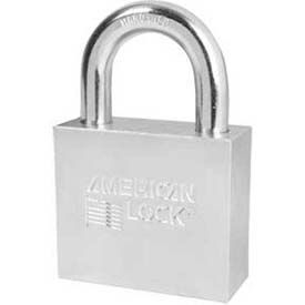 American Lock® Solid Steel Maximum Security Padlock - No A780 - Pkg Qty 12
