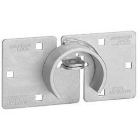 American Lock® High Security Steel Hasp - No A801 - Pkg Qty 12