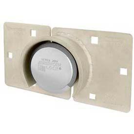 American Lock® High Security Steel Hasp & Hidden Shackle Lock Bundle - No A801lhc - Pkg Qty 6