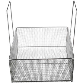 Marlin Steel Stainless Mesh Baskets 18x18x9, Price Each for Qty 1-4