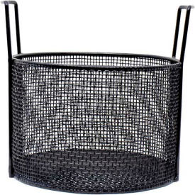Marlin Steel Coated Steel Mesh Basket 12x8 Round Mesh/Coated, Price Each for Qty 1-4