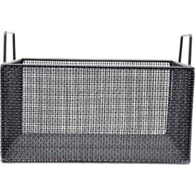Marlin Steel Coated Steel Mesh Basket 18x12x9 Plastic Coated, Price Each for Qty 1-4
