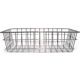 Marlin Steel Nesting Wire Baskets 12x18x5 Chrome/Nesting, Price Each for Qty 5+