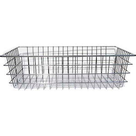 Marlin Steel Nesting Wire Baskets 18x28x8 Chrome Plated, Price Each for Qty 5+