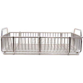 Marlin Steel Plated Steel Wire Basket, Price Each for Qty 5+