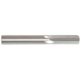 High Speed Steel Straight Flute .376 Straight Shank Chucking Reamer