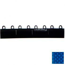 "Mateflex HomeCourt Edge Female Connecting Piece 450241, 12""L X 1-3/4""W, Royal Blue"