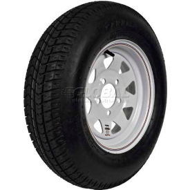 Martin Wheel ST175/80D-13 Trailer Tire & Custom Spoke Wheel Assembly DM175D3C-C-I