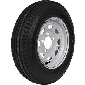 Martin Wheel 530-12 LRC Trailer Tire & Custom Spoke Wheel Assembly DM452C-5C-I