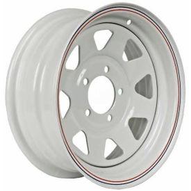 Martin Wheel 15 x 6 5 Hole Custom Spoke Steel Wheel R-155CS
