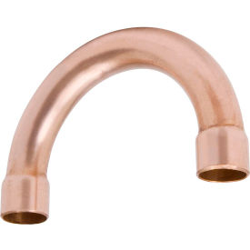 Mueller W 06074 5/8 In. X 2-1/8 In. Wrot Copper Return Bend - Copper