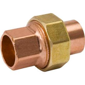 Mueller W 08003 1/2 In. Wrot Copper Union - Copper