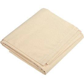 4' X 12' Canvas Drop Cloth - DCC0412