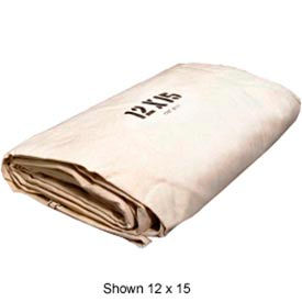 20' X 20' Canvas Drop Cloth - DCC2020