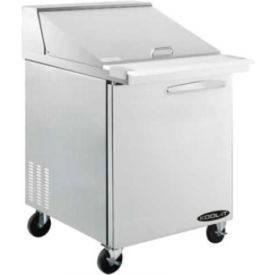 "Kool-It KSTM-27-1 Salad Table 27"" 1 Door - Megatop"