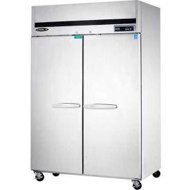 Kool-It KTSR-2 Top Mount Refrigerator - Double Door