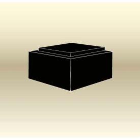 "MasonWays™ FC 12126 SB Floral Cube 12""W x 12""D x 6""H - Pkg Qty 8"
