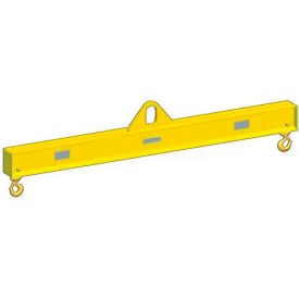 M&W 4' Lift Beam Low Headroom, Multiple Length - 10,000 Lb. Capacity