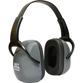 Safety Works Foldable Ear Muffs, NRR 24 dB Package Count 5
