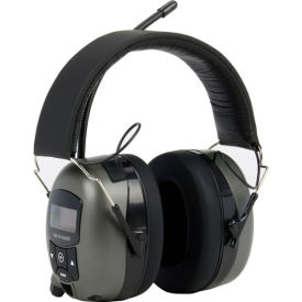 MP3/AM/FM Stereo Radio Ear Muffs Package Count 4