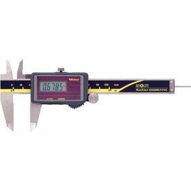 "Mitutoyo 500-463 ABSOLUTE Solar Digital Caliper - 0-4""/0-100mm Range"