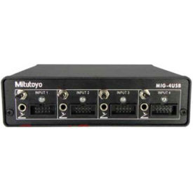 Mitutoyo 64AAB387 MIG-4USB Data Management Hardware