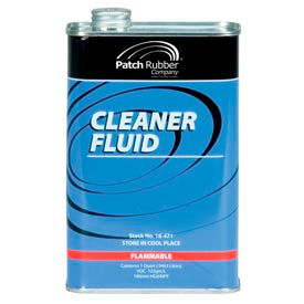 Cleaner Fluid - 1 Quart - Min Qty 2