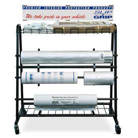 Roll Dispenser Stand
