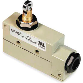 Mars® Combination Roller/Plunger Door Limit Switch Single Phase - 20 Amps