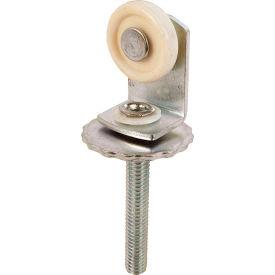 Prime-Line N 6528 Top Mount Closet Door Roller with 1-Inch Flat Nylon Wheel