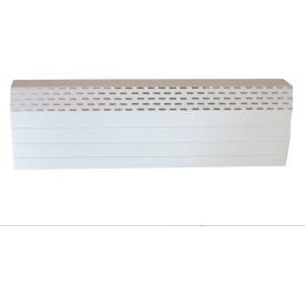 Neatheat 6 Ft. Hot Water Hydronic Baseboard Cover - NH6