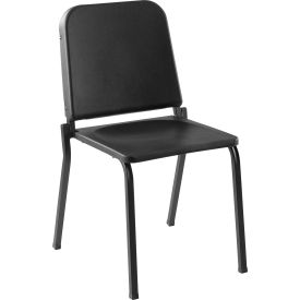 Melody Stack Chair - Black