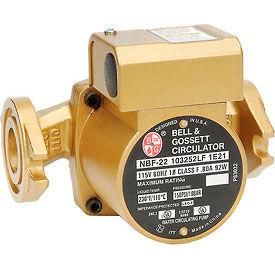 All Bronze NBF-12U/LW Pump, Union Connection, 1/40 HP