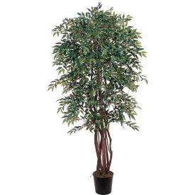 Nearly Natural 6' Smilax Silk Tree