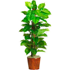 office decor artificial plants trees flowers nearly natural 63