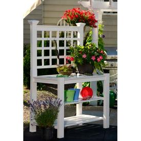 "New England Arbors® Burbank Potting Bench, 34"" x 44"" x 64-7/8"""