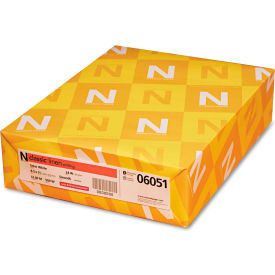 """Neenah Paper Classic Linen Stationery Writing Paper 6051, 8-1/2"""" x 11"""", Solar White, 500 Sheets/Ream"""